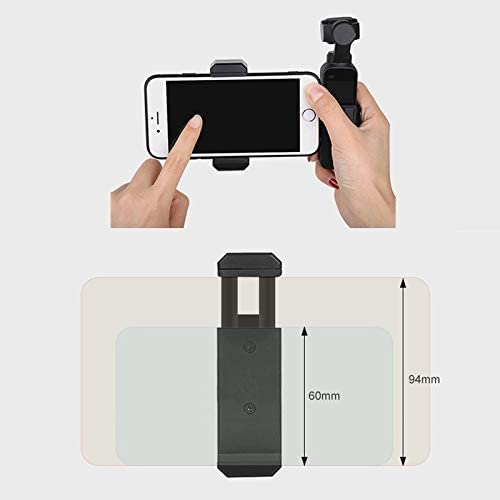 for Osmo Pocket Accessories Mobile Phone Fixing Bracket for DJI OSMO Pocket