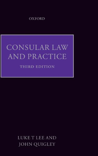 Consular Law and Practice