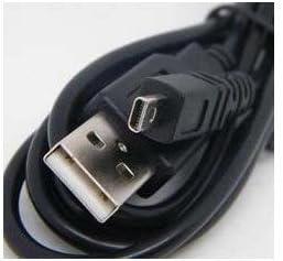 LS2PL LS3EGM L10 LS65 LS2SG K1HA08CD0019 LS3 LS3EF DMC-G1 LS2GT LS2GC L10K L10KEB//K LS1 Cable Cord Lead Wire for Panasonic Lumix LS6 LS2EB LS2 LS3EG LS2EF LS2GN LS60 LS2GK USB K1HA08CD0007 LS2PP LS2EE K1HA08CD0013 LS2EGM LS2EG