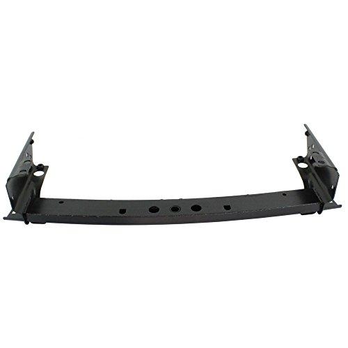 (Bumper Reinforcement compatible with Chevrolet Silverado/Sierra 2500 HD/3500 HD 07-10 Rear Hitch Draw Bar Steel Primed)