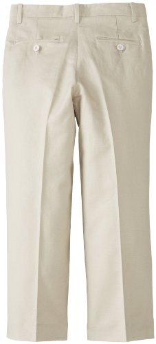 Nautica Boys 8-20 Tri Blend Pant, Light Stone, 10