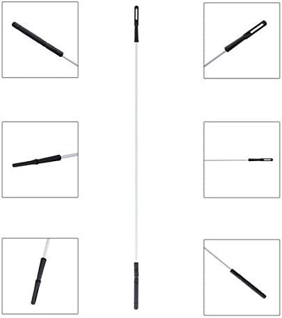Kenthia acciaio scovolino per trombone disegnato tubo pulizia parte nuovo arriva