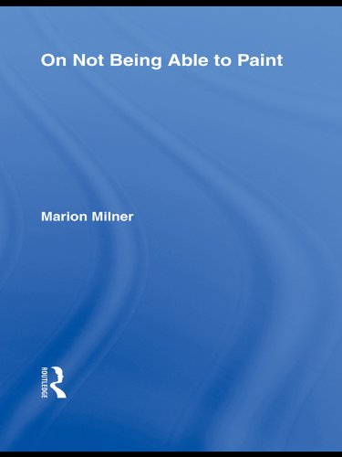 On Not Being Able to Paint - Marion Painting