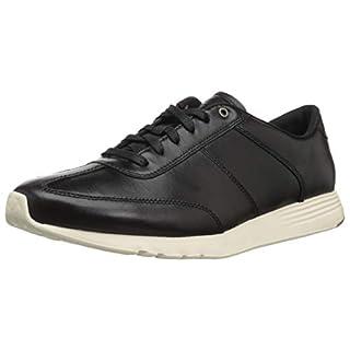 Cole Haan Men's Grand Crosscourt II Sneaker, Black, 9 M US