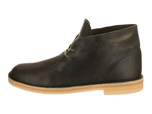 Boot Desert Mens Leather Green Clarks RSqUgCw5