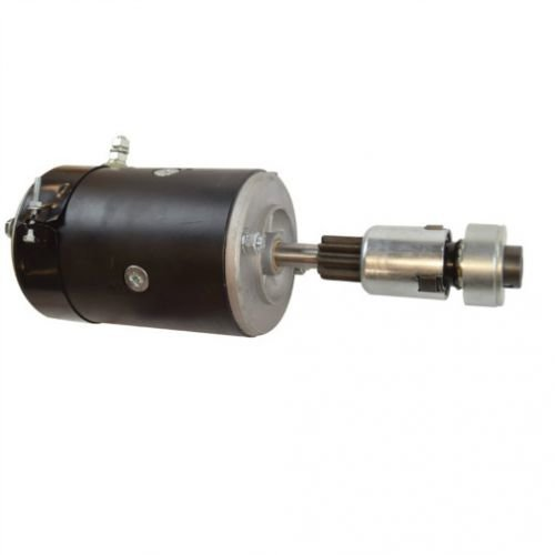 All States Ag Parts Starter - Style with Drive - 12 Volt (3109) Ford 8N 2N 9N 8N11001R