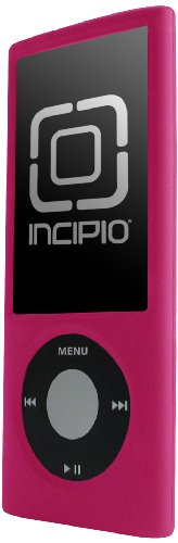 Incipio Dermashot Silicone - Incipio iPod Nano 5G dermaSHOT Silicone Case (Magenta)