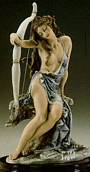 Giuseppe Armani Figurine Diana 677-C ()