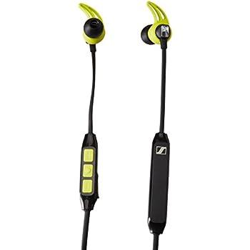 605b145774a Amazon.com: Sennheiser HD1 In-Ear Wireless Headphones, Bluetooth 4.1 ...