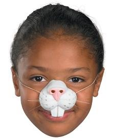 Disguise Costumes Rabbit Nose, (Animal Nose Masks)