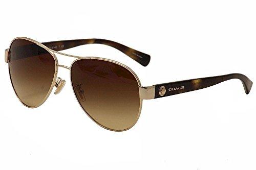 Coach Womens HC7063 Sunglasses