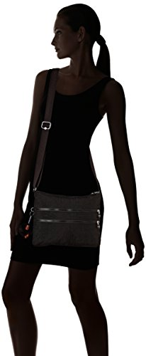 Alvar cm Kipling Noir H Femme B Bandoulière Black 33x26x4 T Violett Sacs x x 5 True dxH0rqwHp1