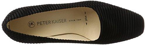 Peter Kaiser 389 schwarz Scarpe Nero Nico Donna Col Chiusa Punta Geneve Tacco rgqAdxrwp