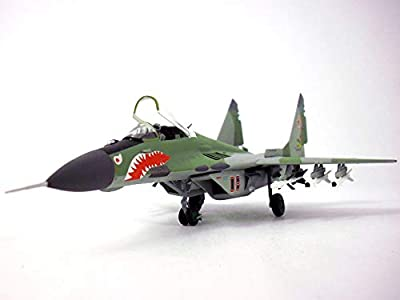 Mig-29 Fulcrum - Russian Air Force Display Stand - 1:72 Scale Diecast Model