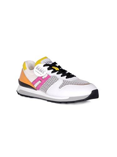 Hogan Rebel Sneakers Donna HXW2610Q900C850XE6 Tessuto Multicolor