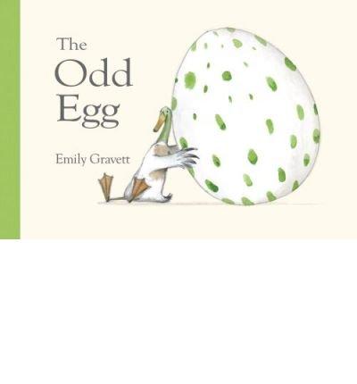 The Odd EggTHE ODD EGG by Gravett, Emily (Author) on Jan-27-2009 Hardcover pdf epub