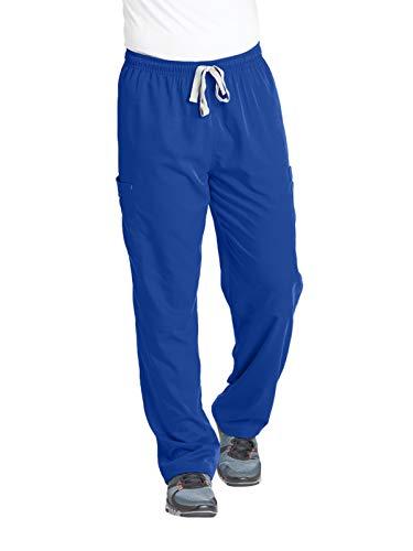 Grey's Anatomy 0212 Men's Draw Tie Pant Galaxy L