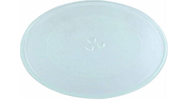 LG - Plato giratorio de cristal, diámetro 360 mm para microondas ...