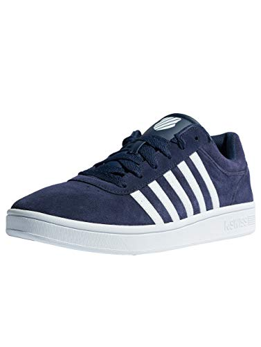 Swiss Trainers SDE Cheswick Men's Blue K Blue Court Rqp6xAwP