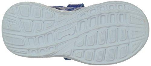 adidas WINTERFAST CF S82683/000 Unisex - Kinder Sportschuh Blau