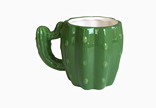 12Oz Big Fun Novelty Ceramic Cactus Mug