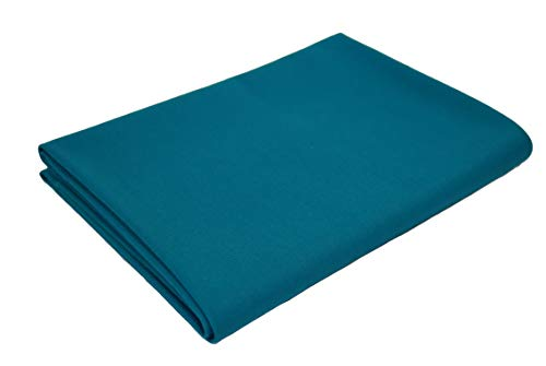 CPBA Competition Worsted Professional Pool Table Cloth - Fast Speed High Accuracy Pre-Cut Bed and Rails ([Competition Grade] Tournament Green, 8' Pool Table)