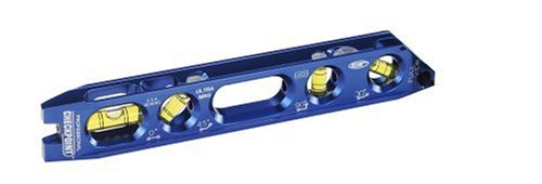 CHECKPOINT 0300B Pro Mag Precision Torpedo Level, Blue ()