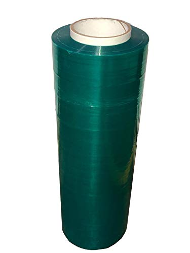 (Cast Hand Tinted Color Stretch Plastic Wrap Emerald Green Tint Film 18