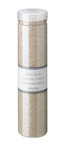 Unity Sand 24 Oz (Ivory) - Unity Candle Collection