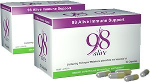 98 Alive Inmune Support