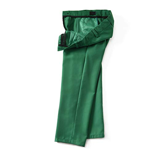 Boys Vest and Pants Set Kids Suit for Boy Formal Tuxedo Dresswear Outfit Green Size 7 by Visaccy (Image #5)