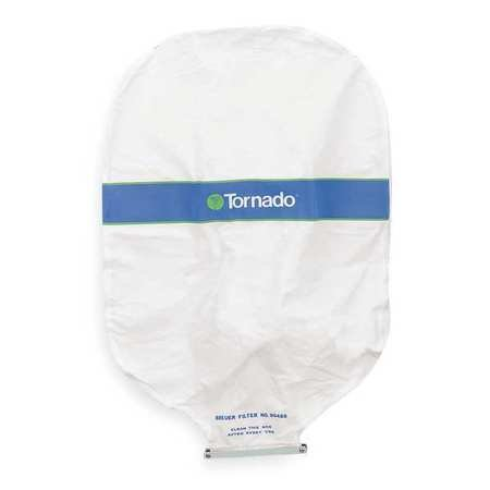 Filter Bag, Use with Quad Head Air Vac