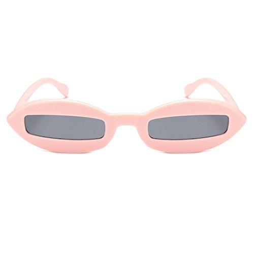 Telaio Acetato Occhiali Quadrate per Shades Telaio UV Acetate Bicchieri Glasses sole Retro Fancy Donne C Sunglasses eyewear Fantasi Frame da Quadrato XExFwgXqt