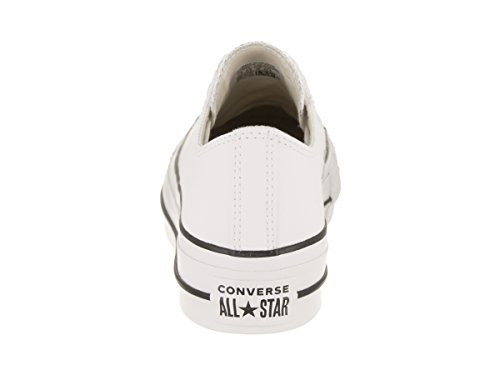 Clean Converse Star All Taylor White Lift Ox White Chuck Casual Shoe Women's Black rqaqS6xYf