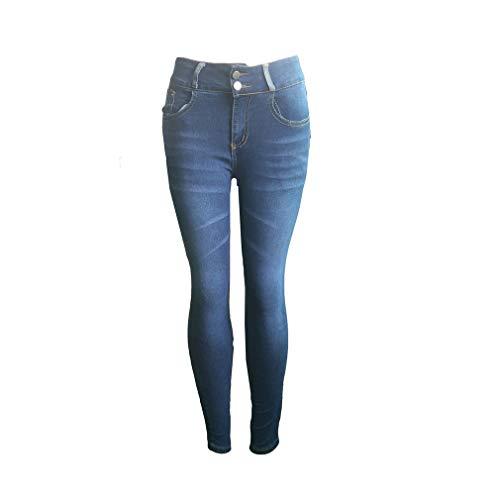Jeans Jeans Rise Butt Femme Taille Sexy lastiques Bleu Clair Simple Pantalon Plusieurs Couleur Styles 2Xl Haute Pantalons Pieds Dames Slim 0303 Fit S Petits Unie wxPXqWtY