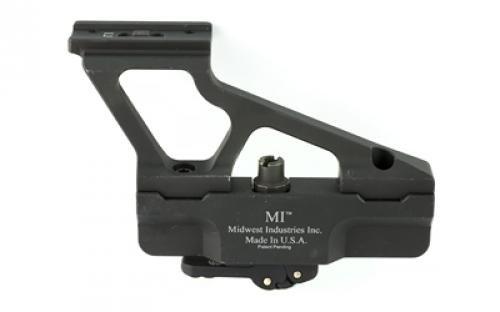 MWI Midwest Ak Scope Mount Gen2 for T1 Stock Accessories (Best Vepr Scope Mount)