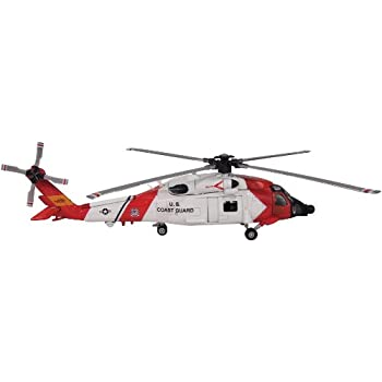 1//60 D//C HH-60J Jayhawk Helicopter New Ray Toys 25597