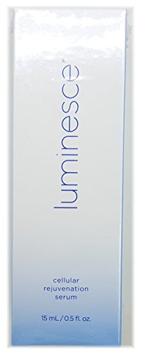 Luminesce Jeunesse Cellular Rejuvenation Serum, 15ml (0.5 oz) Review