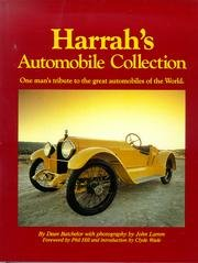 Harrah's Automobile Collection: One man's tribute to the great automobiles of the (Automobiles Collection)