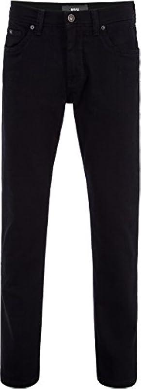 BRAX męskie spodnie dżinsowe z prostym nogawką 80 - 9110, CADIZ I: Odzież