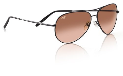 Serengeti Aviator Sunglasses Serengeti Aviators: Medium Aviator, Henna/Drivers Gradient Model - Sunglasses Men Serengeti