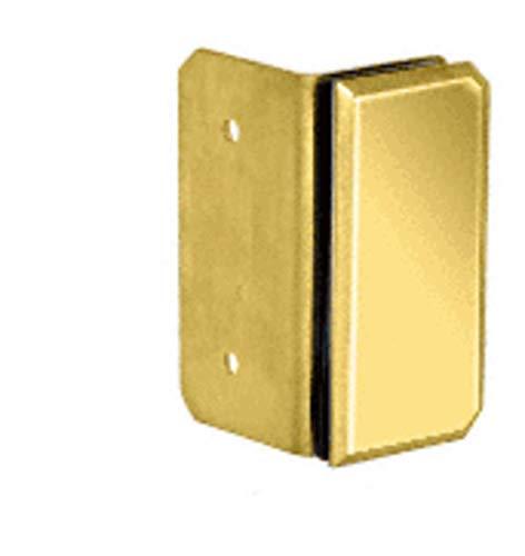 C.R. LAURENCE M090SBR CRL Brass Monaco Series Wall Mount Bracket ()