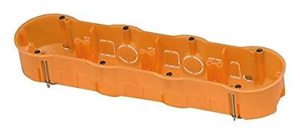 FAMATEL 3261 - Caja empotrar pladur 67x45 cuádruple