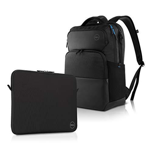 "Combo Mochila para Notebook Dell Pro 15,6"" + Capa para Notebook Dell 15,6"" em Neoprene"