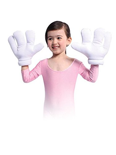Cartoon Hands Small Adult (Cartoon Gloves)