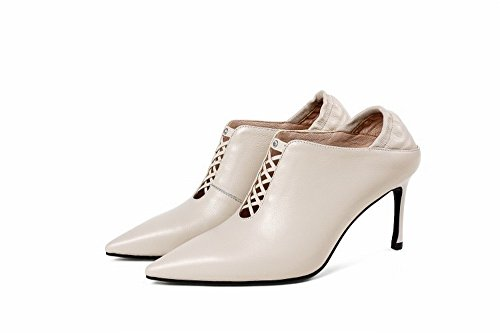 Zapatillas de Zapatos Occidentales Usan Moda de Deporte Tac DIDIDD Las de wCO54q