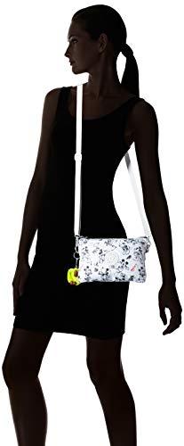 Borse Kipling Multicolore A Riri Donna sketchgrey D Tracolla ZwqEg