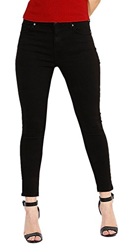 fourgee Women's Skinny Fit Jeans