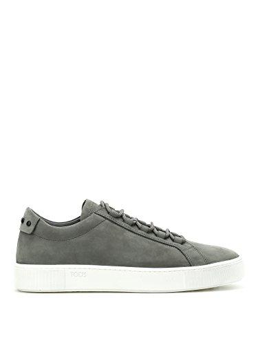 Tod's Grigio Sneakers Xxm56a0v4305ipv812 Uomo Pelle ZAx1qpAaw8