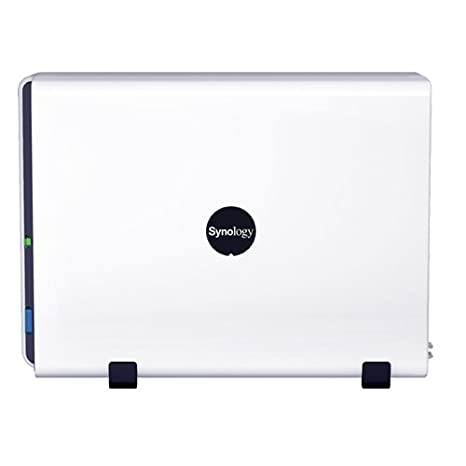 Synology Disk Station 2-Bay (Diskless) Network Attached Storage DS209  (White)